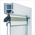 Grila ventilatie instalate pe sticla TC60