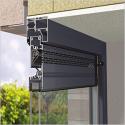 Grila ventilatie instalate pe sticla THM90 EVO/THM90PB/THM90TR