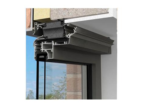 Grila ventilatie Invisivent AKR33 Kit